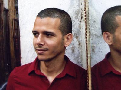 Abdellah Taïa (El Cairo) | Cortesía de Cabaret Voltaire