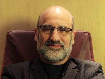 Fernando Aramburu (Sevilla, 2012) |  ©  Estefanía González