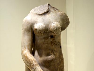 Venus en el Museo de Hatay (Turquía) |  ©  Ilya U. Topper