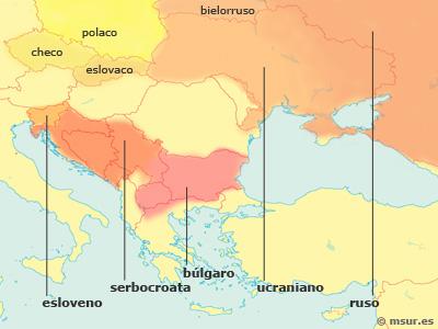 Lenguas eslavas