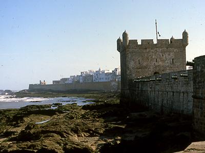 Fortaleza de Essaouira, plaza portuguesa en el siglo XVI |  | © I.U.T. / M'Sur