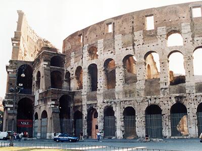 Coliseo en Roma  | © I. U. T. / M'Sur