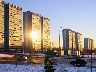 Bloques de vivienda en una ciudad rusa | © Francisco Martínez