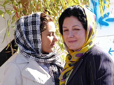 Activistas kurdas contra la ablación en Halabya, Kurdistán iraquí (2013) |  ©  I. U. T. /M'Sur