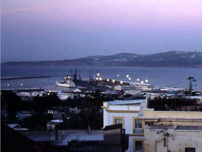 Puerto Tánger, Marruecos (1999)  © Ilya U. Topper/MSur
