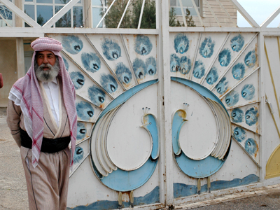 Jeque yezidí en el Kurdistán iraquí   | ©  I. U. T. / M'Sur