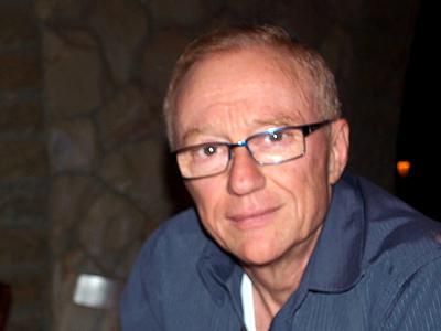 David Grossman (Jerusalén, 2013)    © Carmen Rengel
