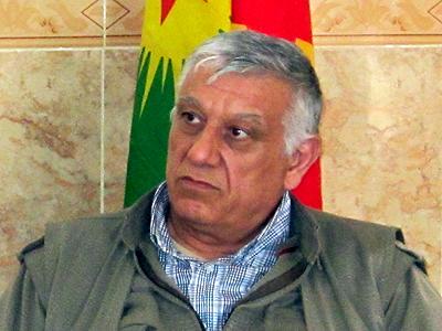 Cemil Bayik (Montes Qandil, Kurdistán iraquí, 2013) | © Lluis Miquel Hurtado