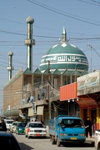Mezquita en Halabya (2011)   © Ilya U. Topper