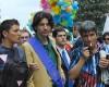 Nichi Vendola (dcha.) en la marcha del Orgulla Gay en Padua, Italia (jun 2002) | Stefano Bolognini [Creative Commons 3.0]