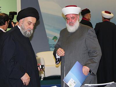 Clérigos musulmanes en una convención en Estambul (2012) | © I. U. T. / M'Sur