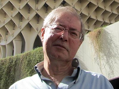 Félix de Azúa (Sevilla, Oct. 2014) |  ©  Alejandro Luque / M'Sur