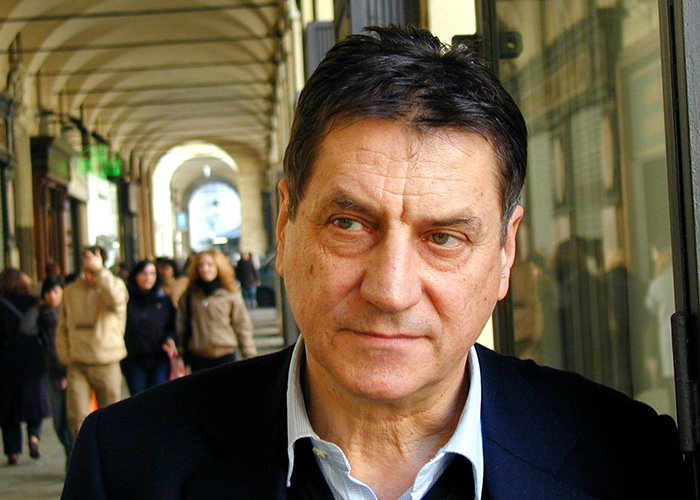 Claudio Magris (Turin 2004) | © Paul Badde / Cedida