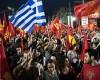 Mitin del Partido Comunista (KKE) en Atenas (2012) |  © Andrés Mourenza