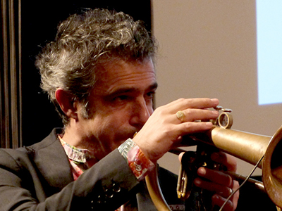 Paolo fresu for Instituto italiano de cultura madrid