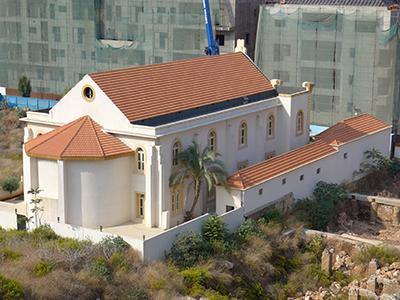 Sinagoga de Maghen Abraham en Beirut, restaurada |  © Bassem Lahoud