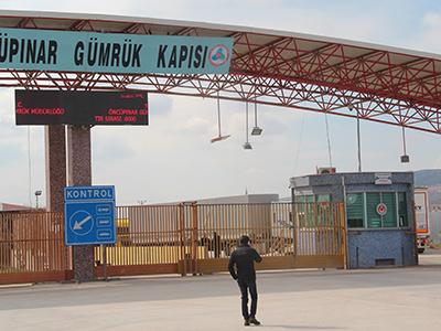 Frontera de Kilis, al sur de Gaziantep (2016) | © Ilya U. Topper / M'Sur