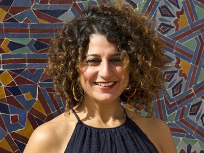 Zeina Abirached (Sevilla, 2016) | © Ramses García / Fundación Tres Culturas