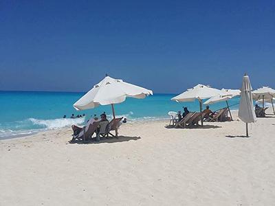 Resort turístico en El Alamein (2014) | © Imane Rachidi