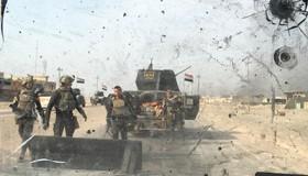 Escena de la ofensiva contra Daesh ante Mosul (2016) |  © Karlos Zurutuza