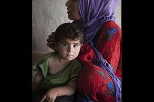 Zahle, Líbano. Refugiados sirios.