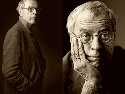 Charles Simic | © Aaron Clamage / Valparaíso Ed.