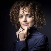 Leila Slimani | © Joel Saget /AFP (Cabaret Voltaire)