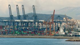 Puerto de Pireo, Grecia (2012) |  © Ilya U. Topper / M'Sur