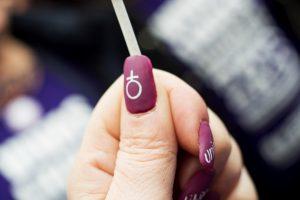 De violeteras a violetas