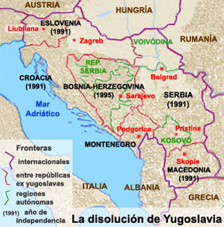yugoslavia-disolucion
