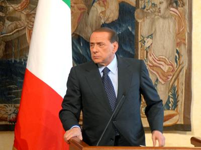 Silvio Berlusconi (Roma, 2008) |  ©  Fabio Cimaglia/ Comisión Europea