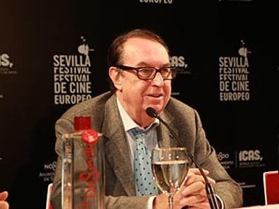 Maurizio Scaparro (Sevilla, 2009) | ©  Lolo Vasco / David Cabrera