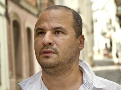 Djamel Ouahab (2010)   © Eduardo Giménez
