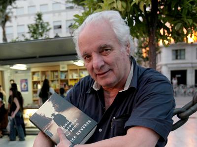 Javier Reverte (Sevilla, 2010) |   ©  Antonio Acedo