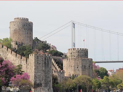 La fortaleza Rumeli Hisari en Estambul  | © Ilya U. Topper