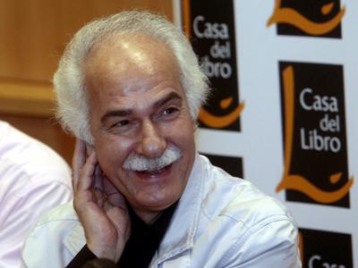 Abdellatif Laâbi (Sevilla 2010) | © Javier Díaz / Casa del Libro
