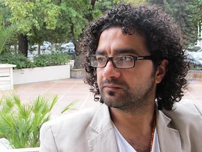 Mohamed Daradji (Sevilla, Nov. 2010) | © Alejandro Luque /M'Sur