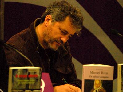 Manuel Rivas | Adrián Estévez (Creative Commons)