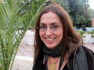 Giovanna Taviani (Sevilla, 2010) | © Alejandro Luque