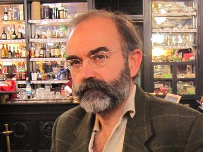 J. A. González Sainz (Trieste, 2011) |  Alejandro Luque / M'Sur
