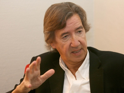 Rafael Argullol (Sevilla, 2011) |  ©   Jonathan Palanco
