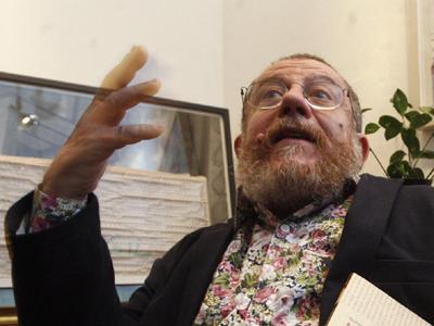 Guillermo Pérez Villalta (Sevilla, 2011) | © Javier Cuesta