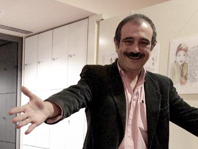Rafael Reig (Sevilla, 2011) |  ©  Juan Manuel Cabrera / Atese