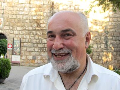 Varujan Vosganian (Sevilla, 2011) | Cedida