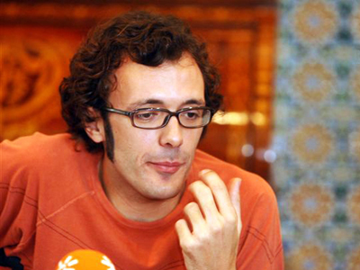 Isaac Rosa (2011) | © Javier Díaz
