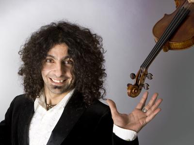 Ara Malikian | Foto de promoción
