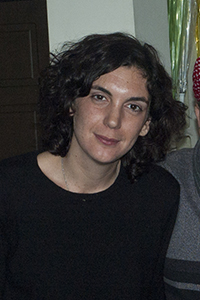 Edith Bouvier (Estambul, Dic 2011)  |  © Ilya U. Topper