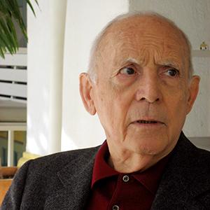 Vincenzo Consolo (Sevilla, 2009) | © Alejandro Luque