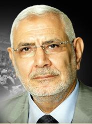 Abdelmoneim Abolfotoh | Campaña