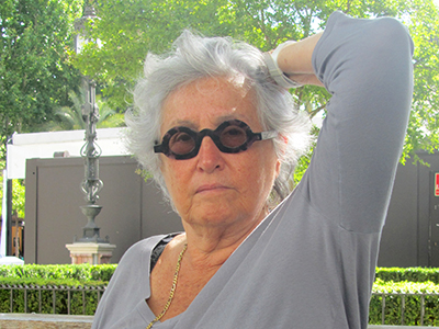 Wassyla Tamzali (Sevilla, JJun 2012) | © Alejandro Luque / M'Sur